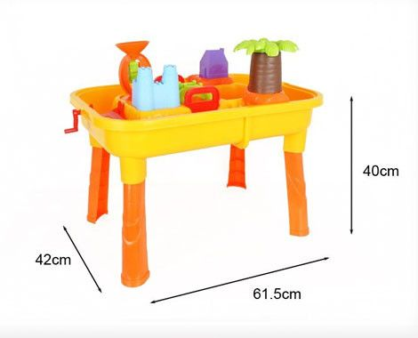 $39 for a Children's Water & Sand Activity Toy Set