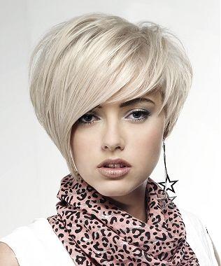 2015 Summer Short Hair Styles For Women Beautiful