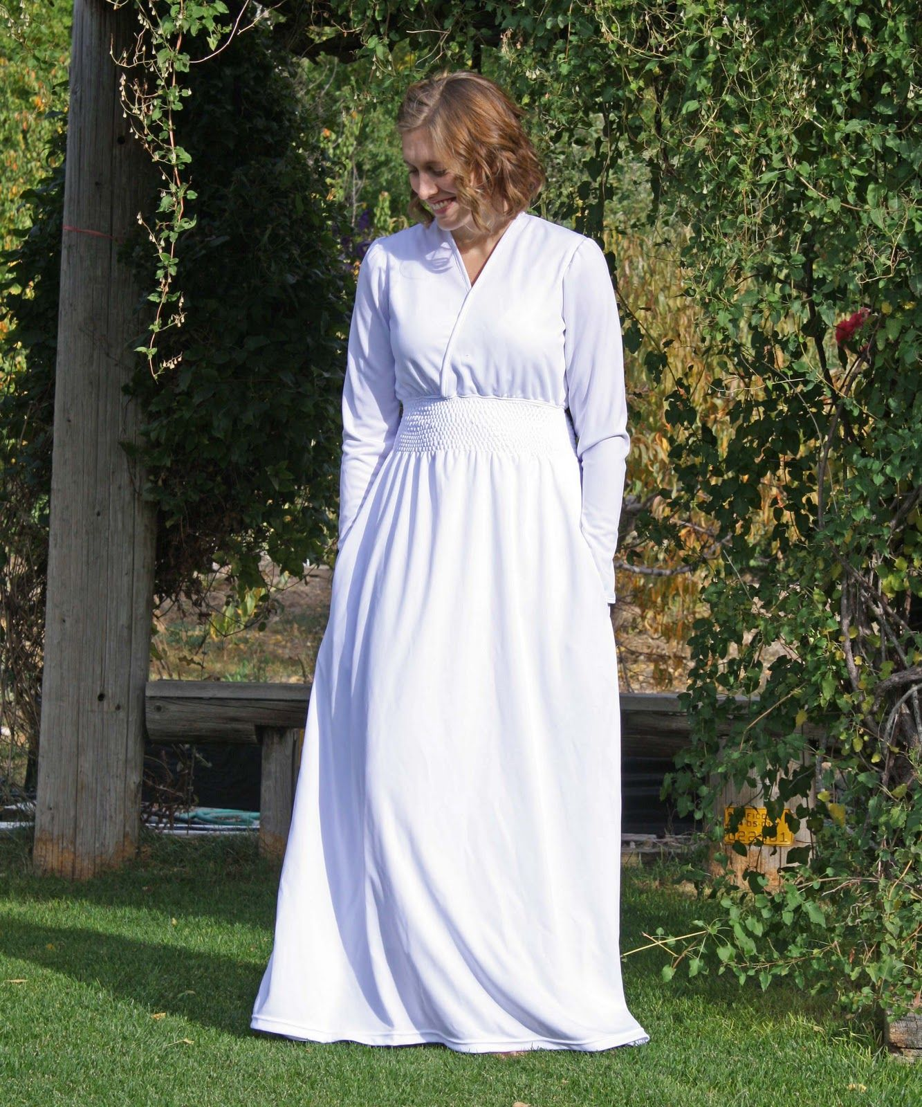 Another diy maxi dress from one of my favorite sewing blogs running with scissors maxi dress variation making long sleeves would prefer length sleeves jeuxipadfo Images