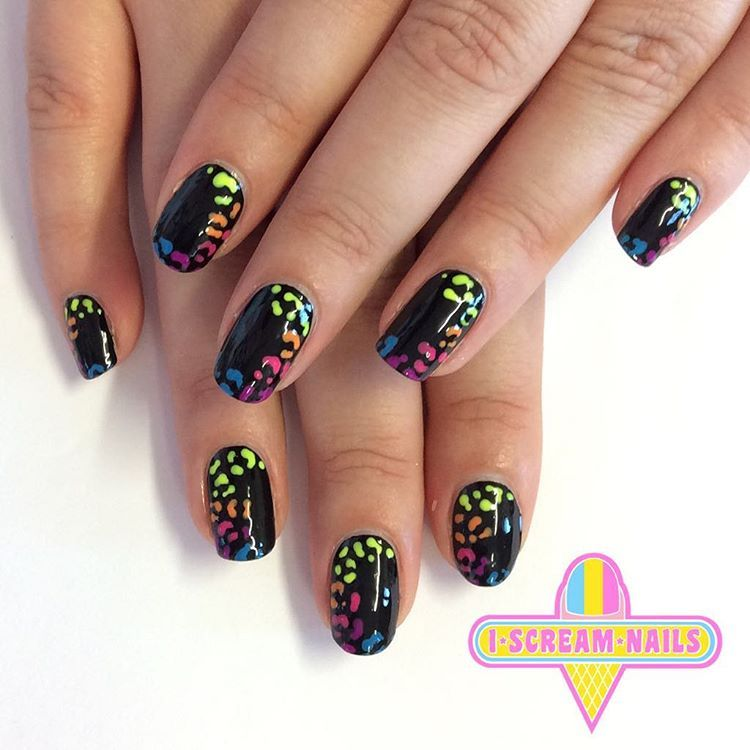 I Scream Nails Melbourne Nail Art Photo Nails Pinterest