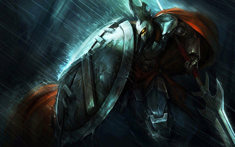 Pantheon Spartan Full Metal Shield Spear Armor Raining Warrior