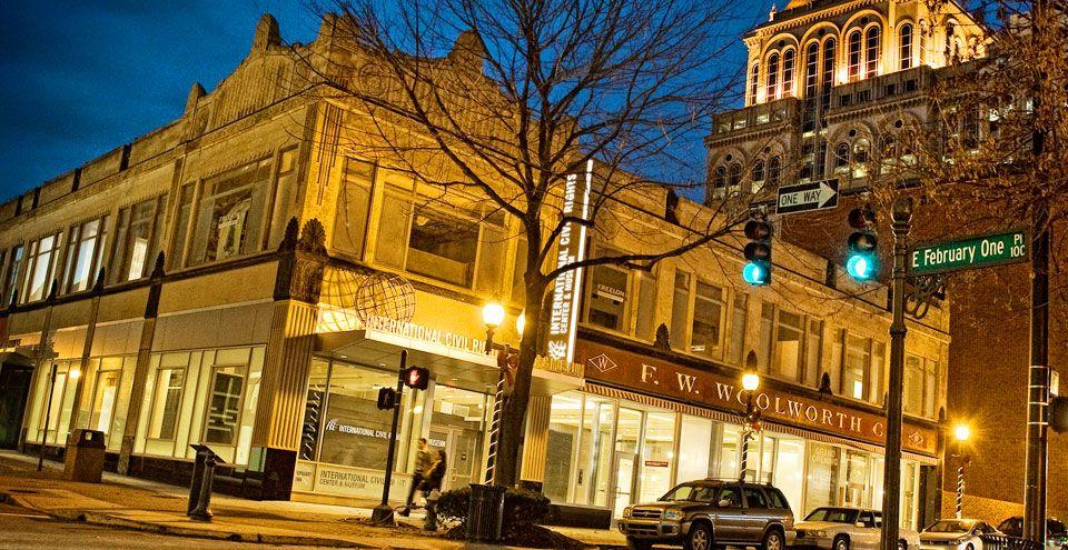 Restaurants Near Carolina Theater Greensboro Nc