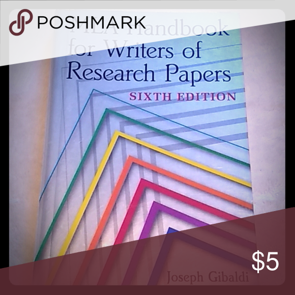 Sixth Edition Mla Handbook In 2020 Research Paper For Writer Of 6th Pdf According To The A Thesi Statement I