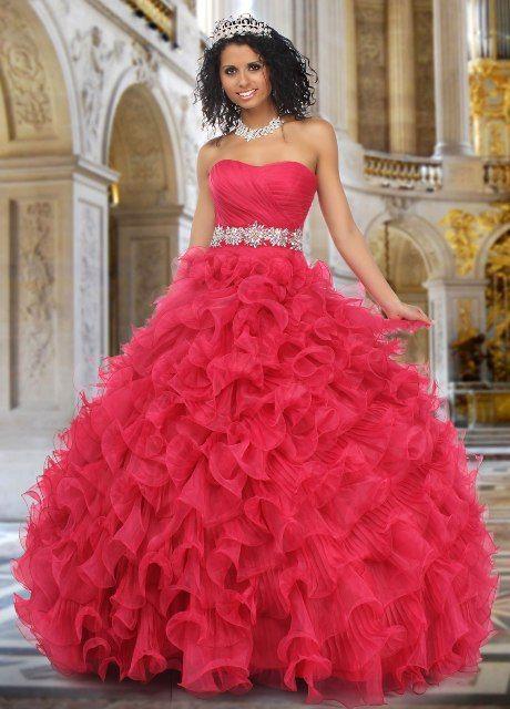 Vestidos Y Zapatos Para 15 Años Xv Moda Quinceañeras 201516