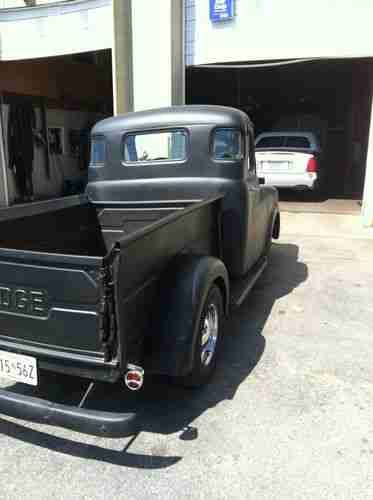 1949 Dodge Truck Interior Pickup On 2040cars