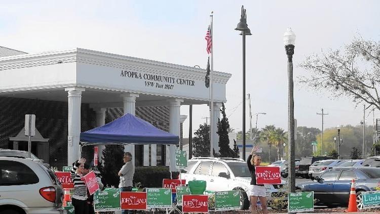 Apopka veterans in theatre group battle - Orlando Sentinel
