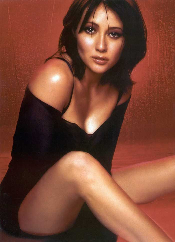 sexy Shannen doherty