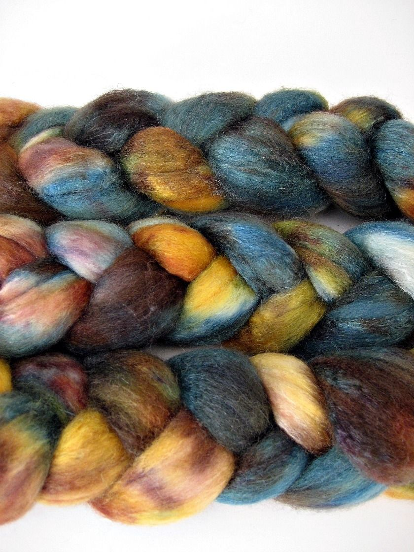 Learn How to Dye Roving wool, Spinning yarn, Spinning wool