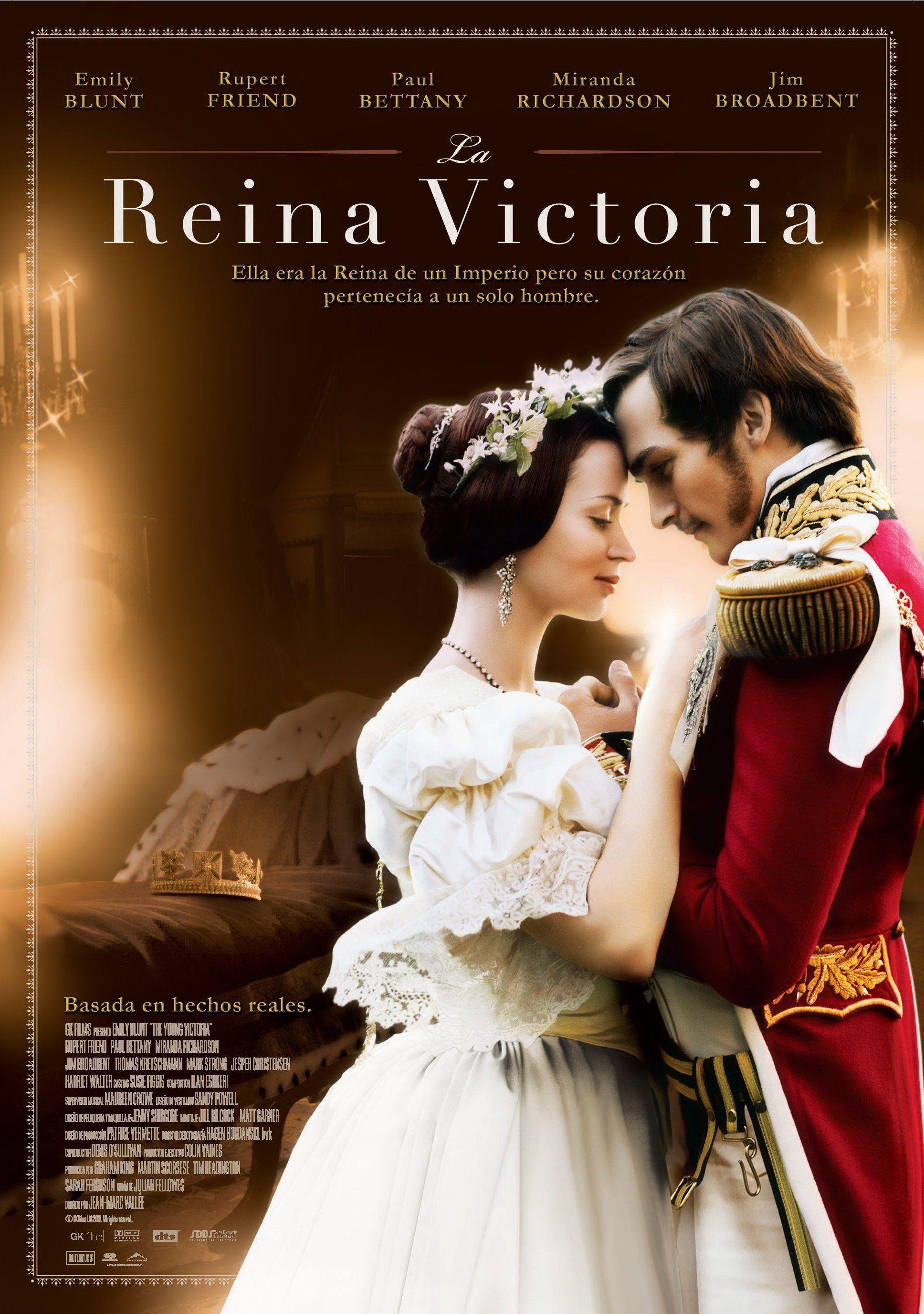 2009. La reina Victoria - The Young Victoria - tt0962736