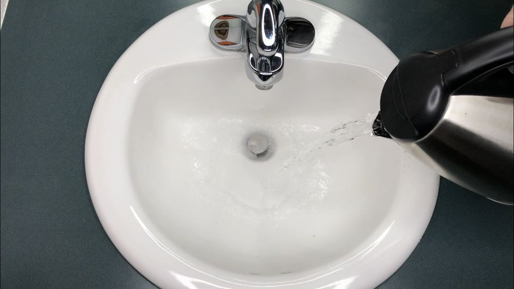 Unclog Drains Without Plunging Unclog Drain Unclog Sink Unclog Sink Drain