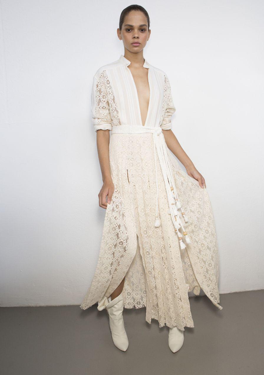 Weiße Maxikleider: Diese Sommerkleider sind jetzt im Trend ...