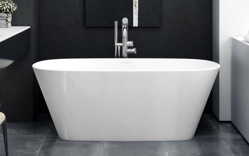 Vetralla Modern Freestanding Tub Victoria Albert Usa Note To