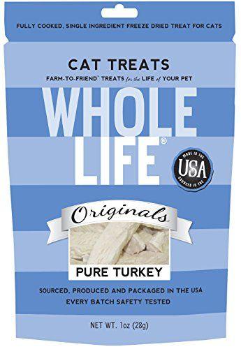 Whole Life Pet Single Ingredient Usa Freeze Dried Turkey