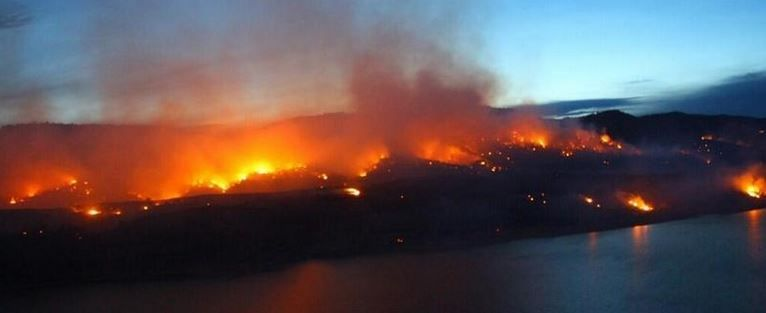 PHOTOS OF 2013 COLORADO WILDFIRES |     Fire causes