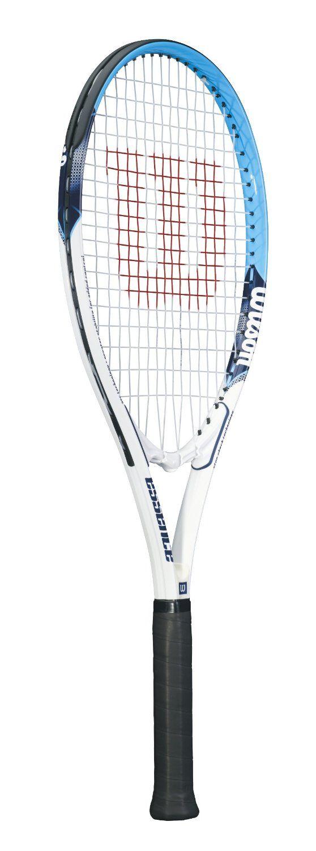 Wilson Sporting Goods Essence Adult Strung Tennis Racket Without Cover Tennis Racket Tennis Tennis Workout