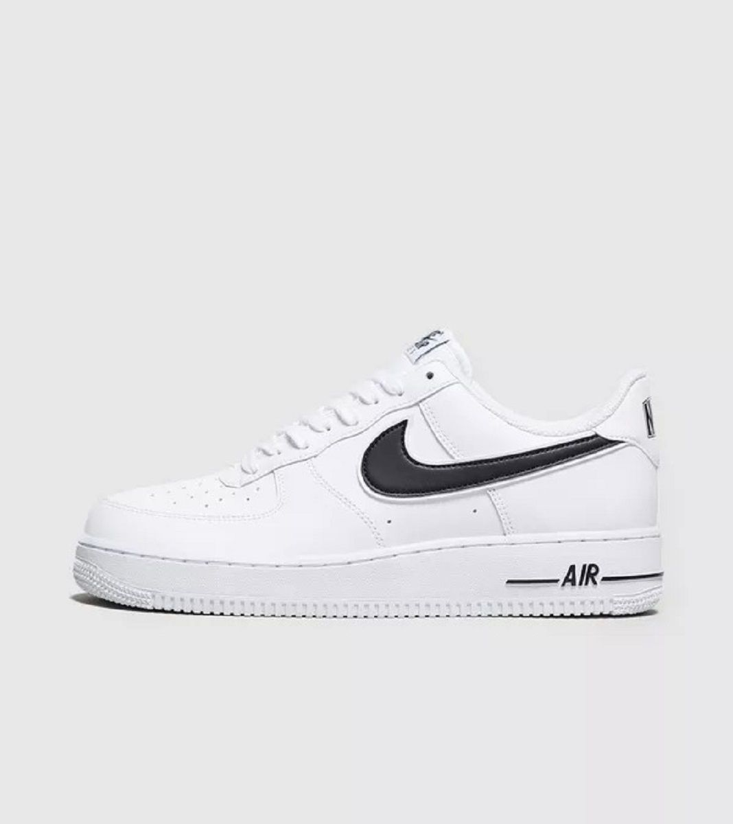 Nike Air Force 1 07 Low Essential White Black AO2423 101
