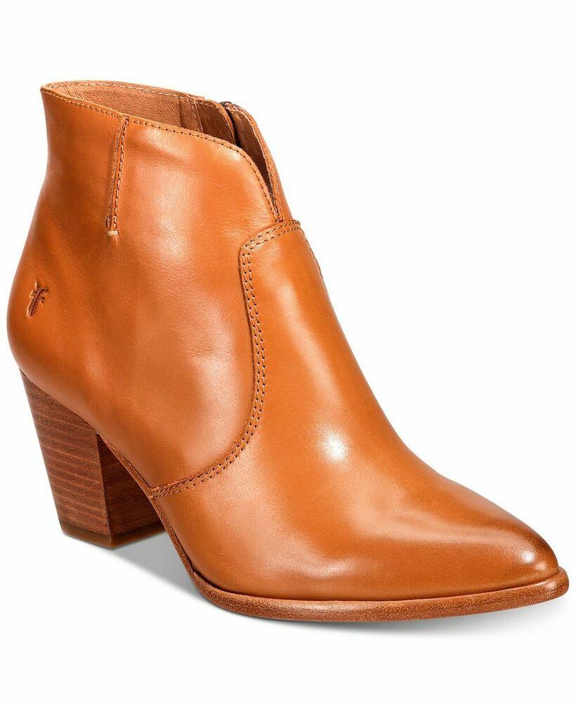 Pointed Leather Bootie Womens Jennifer Ebaysponsored Frye srdtQBohCx
