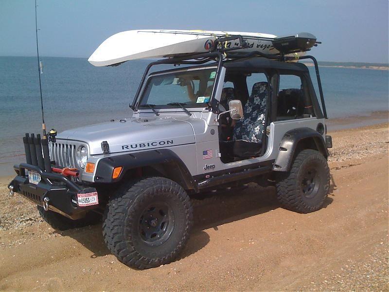 Jeep Wrangler Roof Rod Rack Beach Buggy Forum Surftalk In