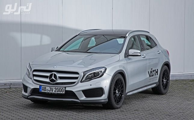 صور مرسيدس بنز Gla أصبحت أقوى مع بتعديلات Vath المتميزة Mercedes Benz Gla Mercedes Gla Mercedes Benz