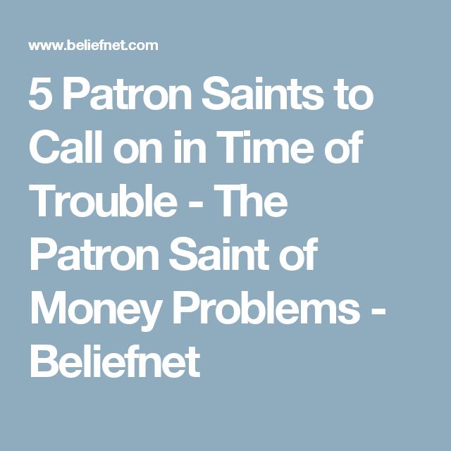 Patron saint of marriage problems
