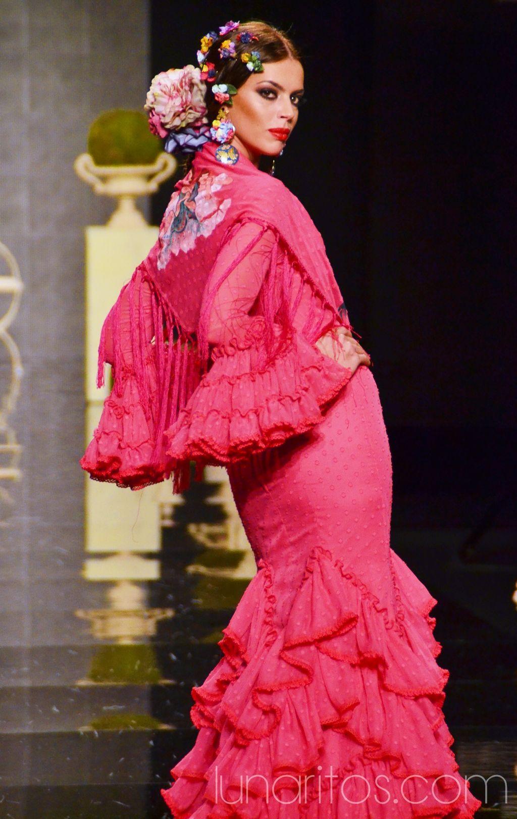 DSC_0433 | Vestido de novia boho | Pinterest | Flamenco, Vestido de ...