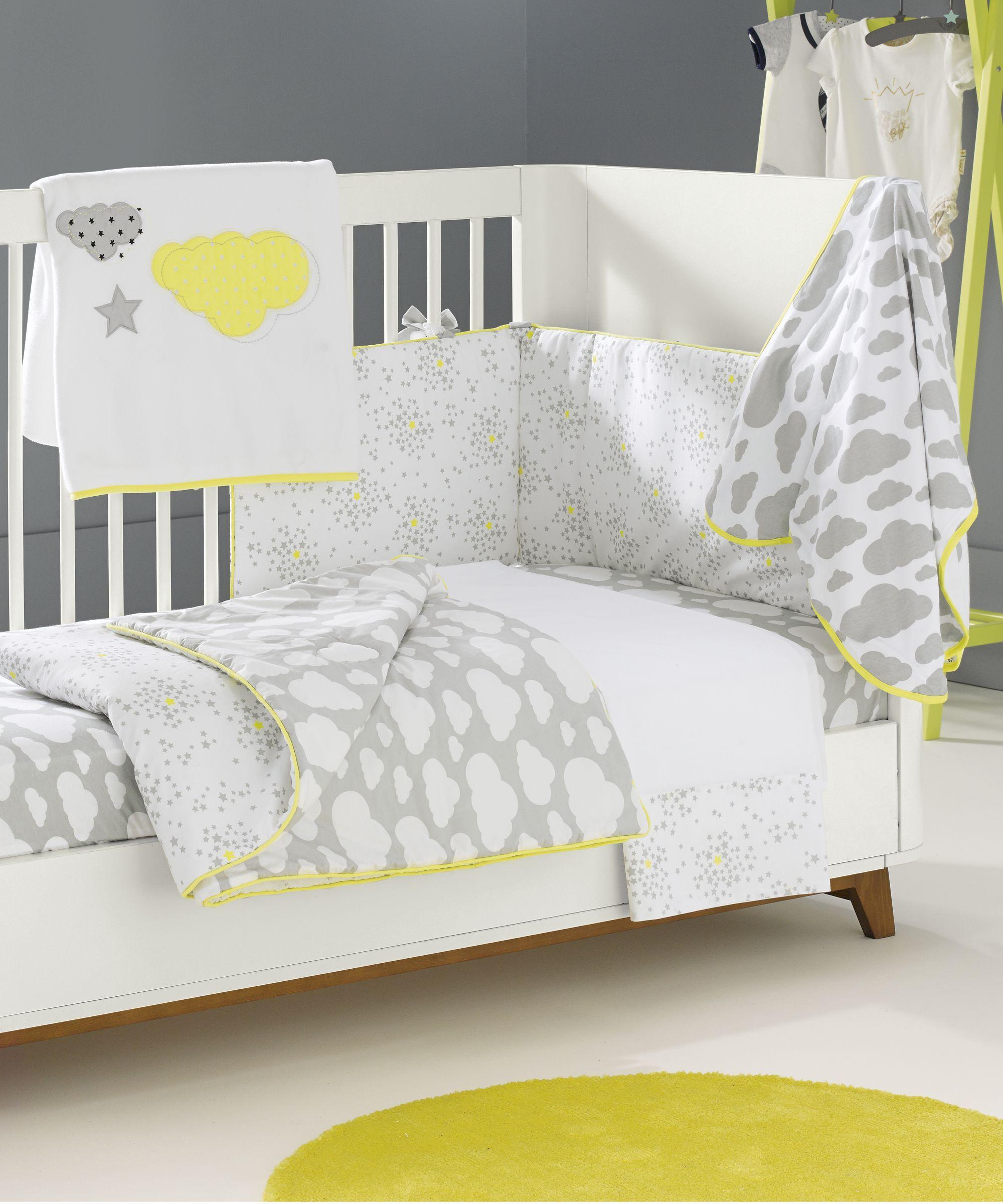 Mothercare Baby K Bedding Collection | Tour de lit bébé ...