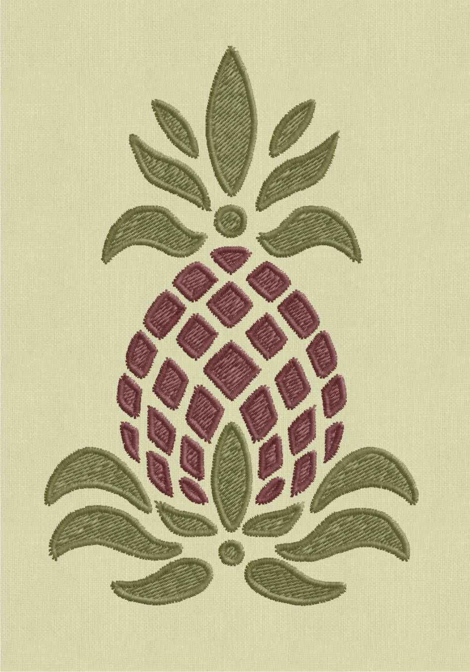 Pineapple stencils for wall southern stitch girl stencils pineapple stencils for wall southern stitch girl amipublicfo Image collections