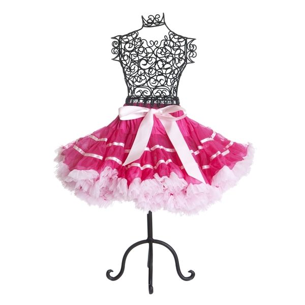 Pettiskirt - Ribbons and pink make little girls twirl with glee! AU$60.00
