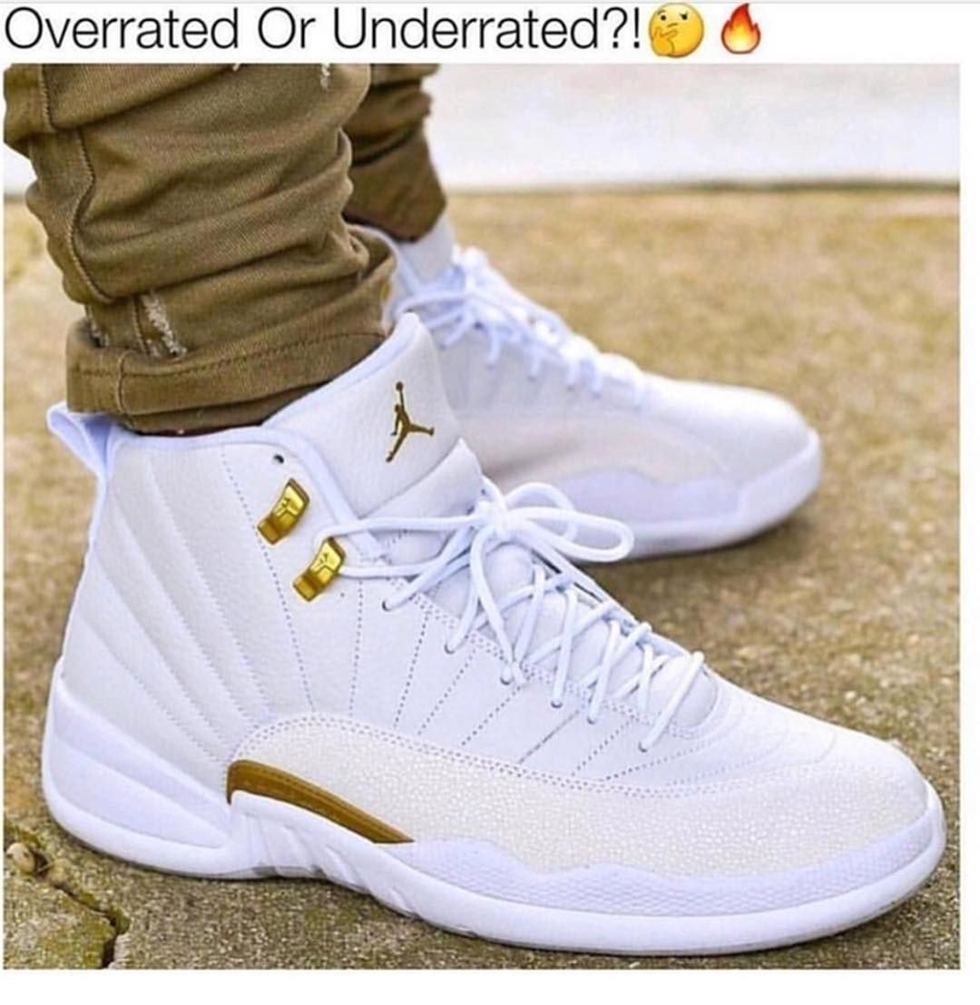 online store 6e69b c8126 Via  str8outtajersey3 Fresh Shoes, Jordan 12 Ovo, Jordan 12