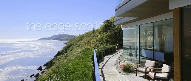 An Architectural Showcase Of Private Residence The Edge: Scotland, Designed  And Built By Carole Ideas