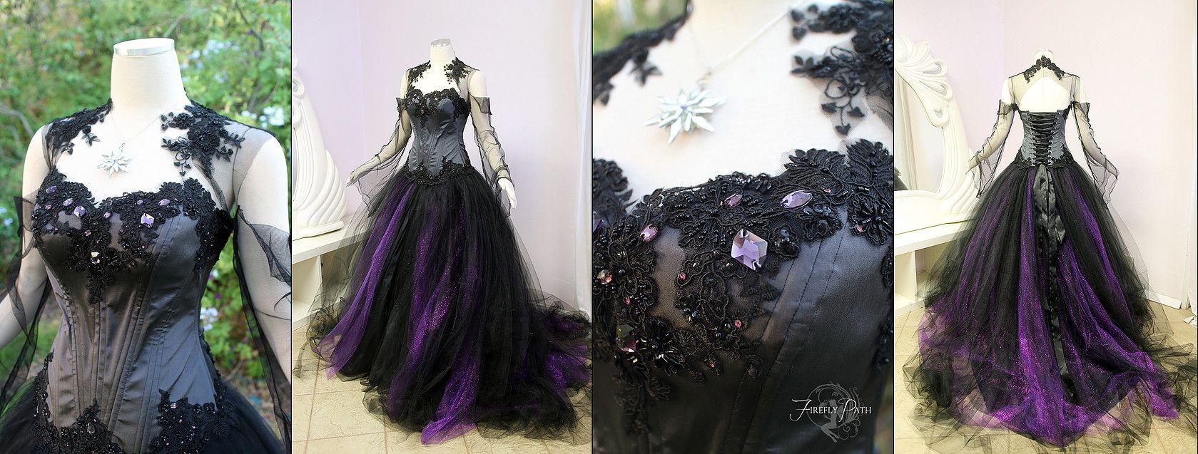 Fireflypathbridal assassin wedding pinterest halloween themes