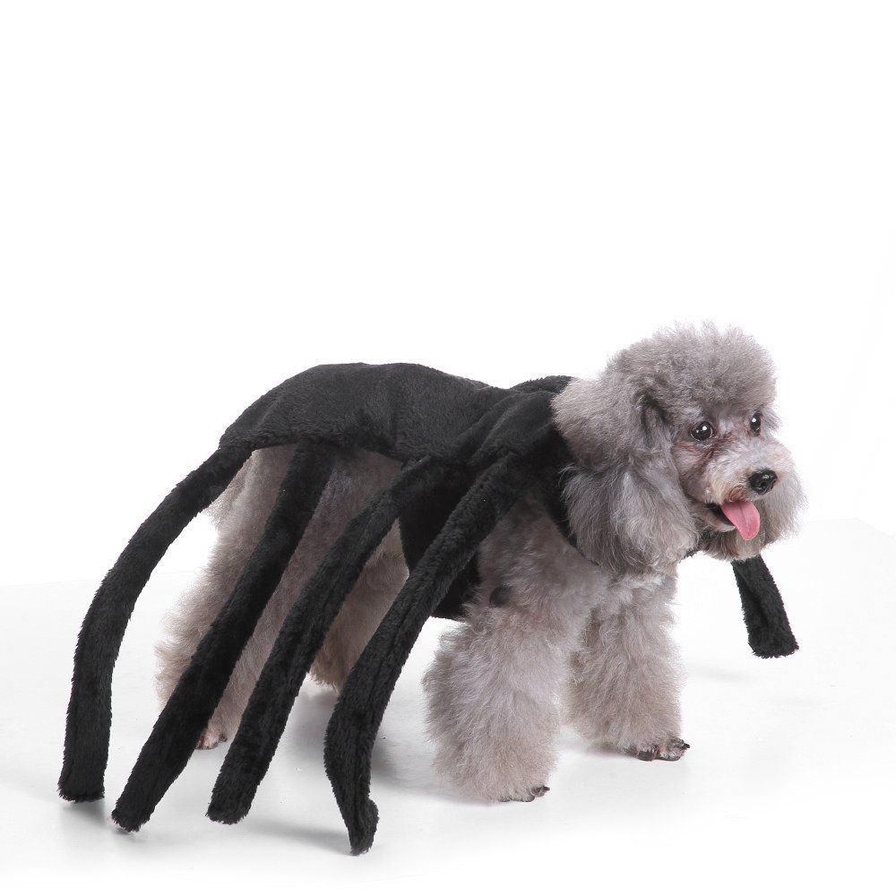 S Lifeeling Spider Dog Costumes Holiday Halloween Christmas Pet