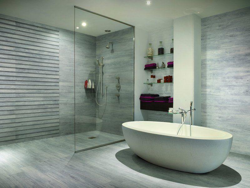 bagno con gres effetto legno - Cerca con Google | home | Pinterest