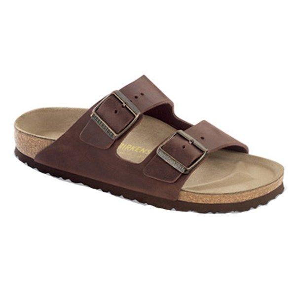 80dfef67a17 Birkenstock Women's Arizona Soft Habana Oil Leather Sandal | Back To ...