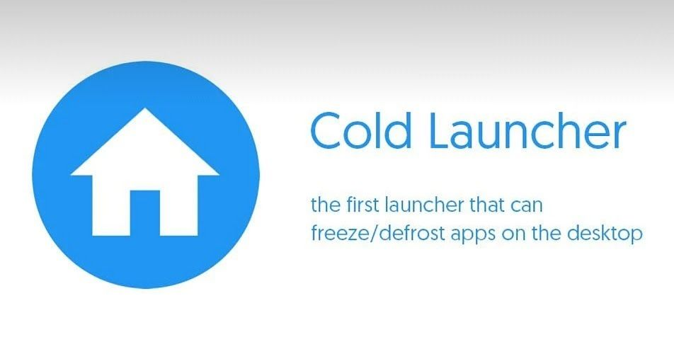 Cold Launcher making Android simple based on Trebuchet (CM12