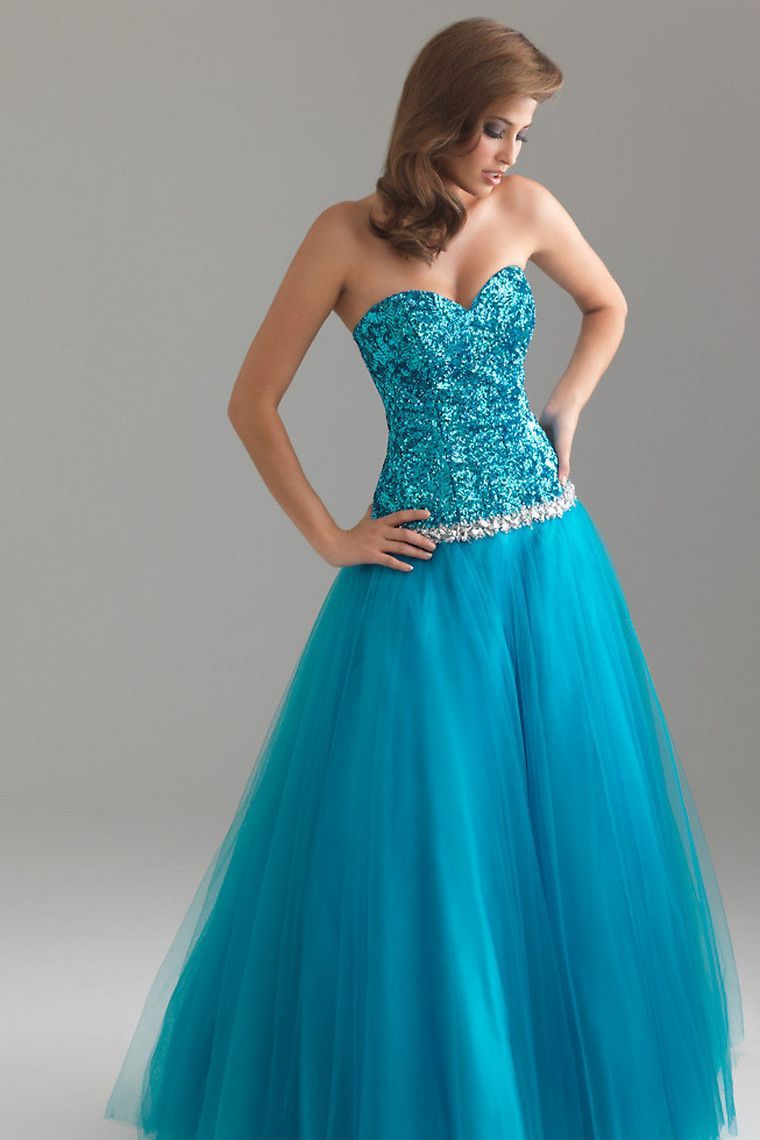 Buy Elegant Luxurious 2012 Collection Evening Floor Length Beading ...