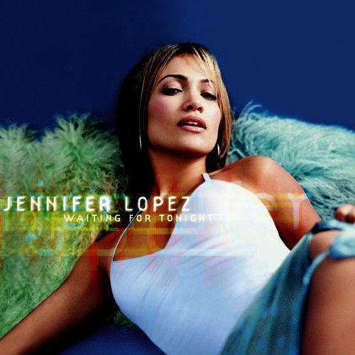 Jennifer Lopez – Waiting for Tonight (single cover art)
