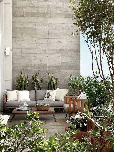 Post Inspiración para decorar terrazas y balcones ---\u003e balcones - como decorar una terraza