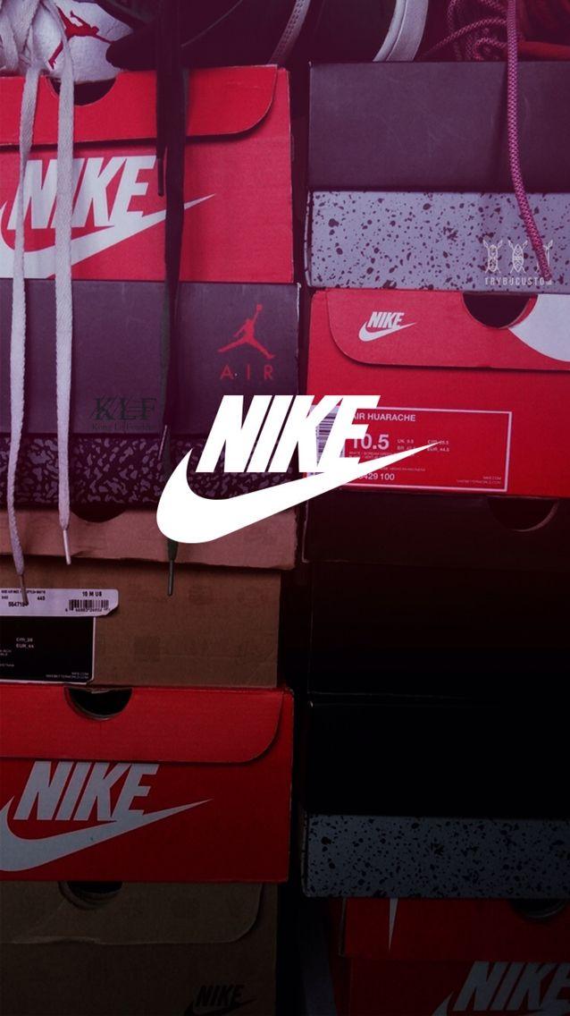 Nike shoebox wallpaper (With images) Nike wallpaper