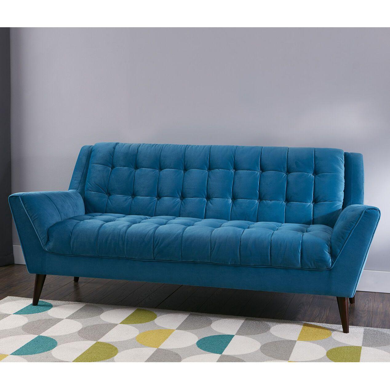 Braxton Mid Century Modern Retro Sofa