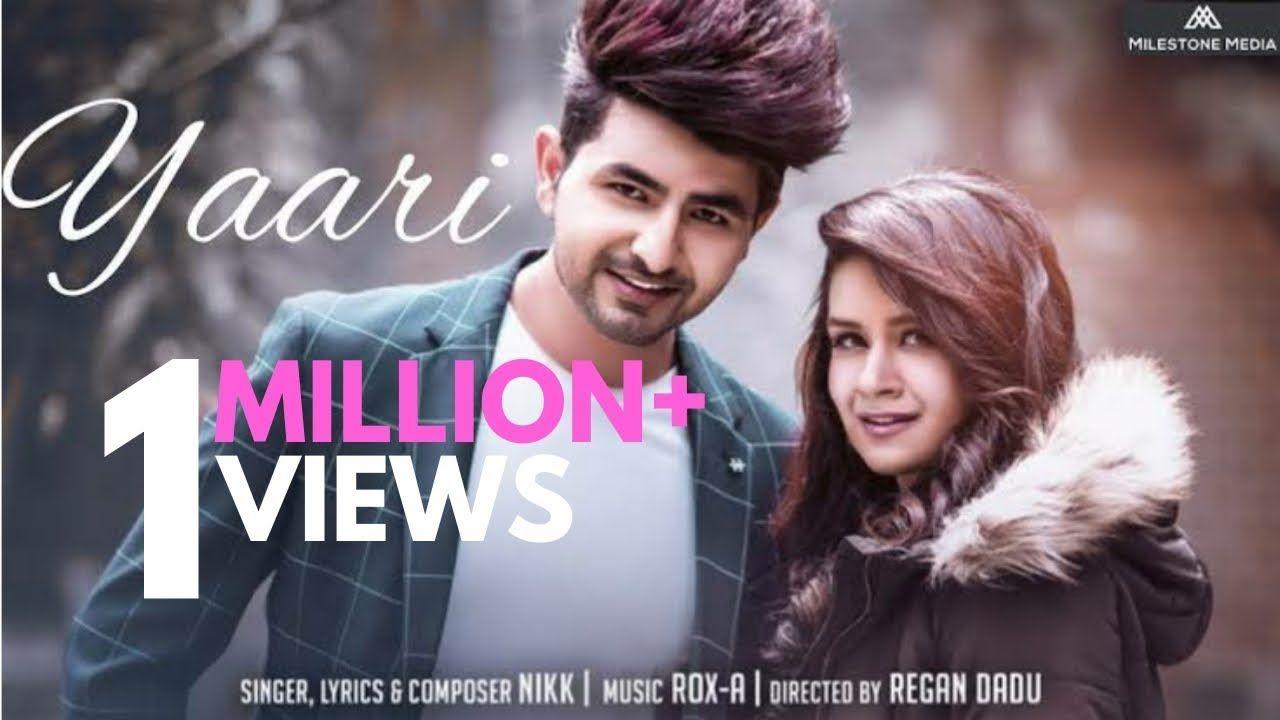 Yaari Nikk Avneet Kaur Tu Yaari Ta Lavi Je Nibhugi Latest Panjabi Song Hindi Latest Hindi Movies Songs