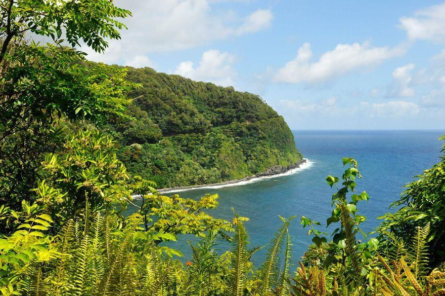 Maui coastline 1 by wildplaces