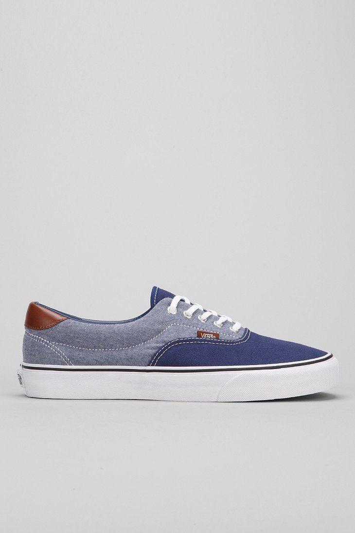 c9000e8736 Vans Era 59 Canvas Chambray Men s Sneaker