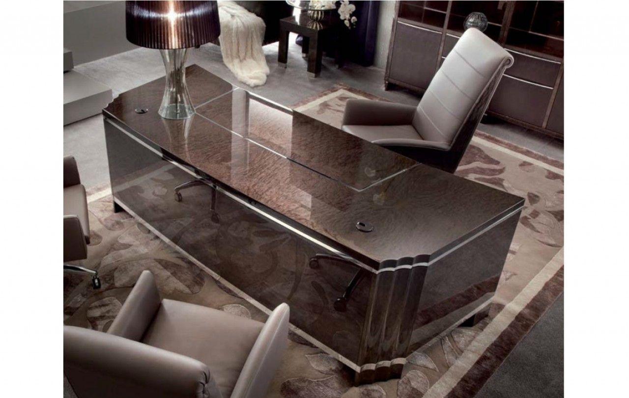 Giorgio Absolute Presidential Desk 4080 Office Furniture Design Luxury Decor Home Office Design