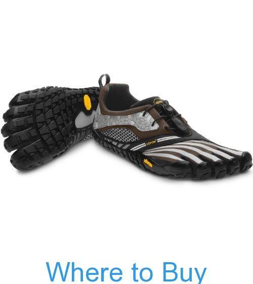 Vibram FiveFingers Spyridon LS Running Shoe - Men's #Vibram #FiveFingers #Spyridon #LS #Running #Shoe #Mens