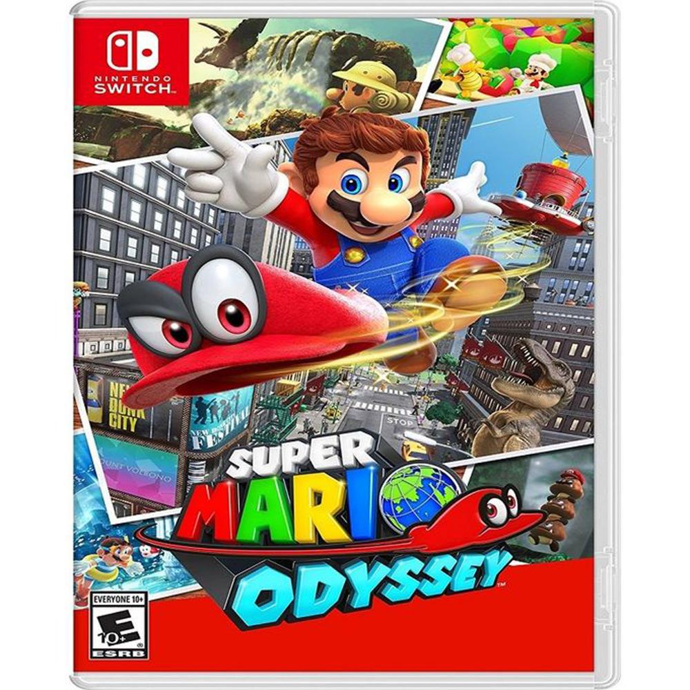 Super Mario Odyssey Nintendo Nintendo Switch 045496590741 Walmart Com In 2021 Nintendo Switch Super Mario Nintendo Switch Games Mario