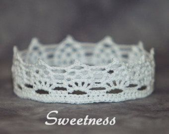 PATTERN BUNDLE  All 7 Gingersnap Boutique Crochet Crown by gingersnapboutique | Etsy
