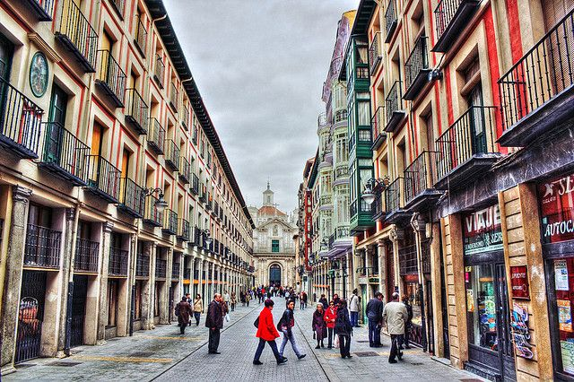 Calle Platerias, Valladolid