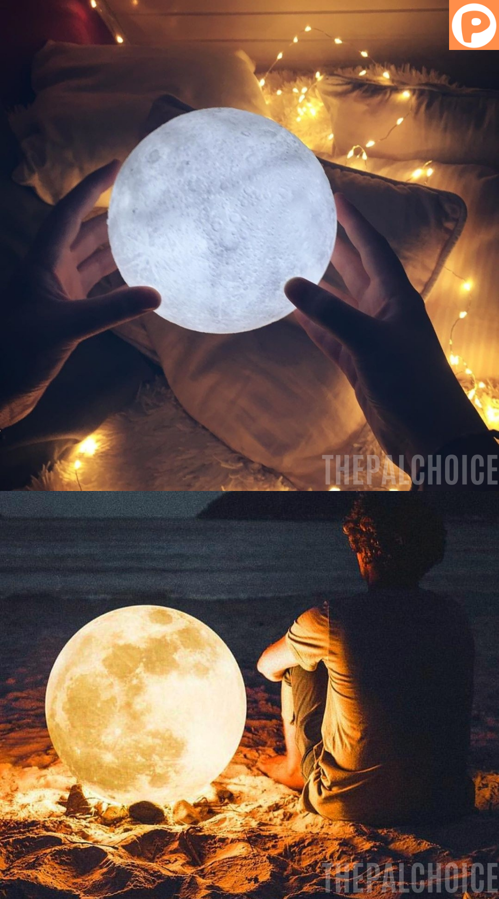 3d Original Moon Lamp In 2020 Unique Gifts For Boyfriend Valentines Day Gifts Boyfriends Christmas Gifts For Girlfriend