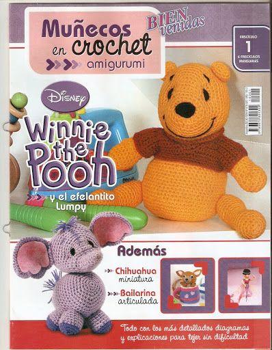 Muñecos en Crochet Bienvenidas 1 - Mirilla mirilla - Álbumes web de Picasa